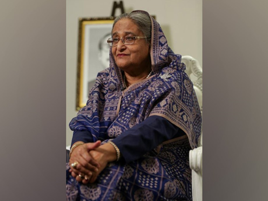 Bangladesh PM Hasina holds talks with her Chinese counterpart, signs nine agreements