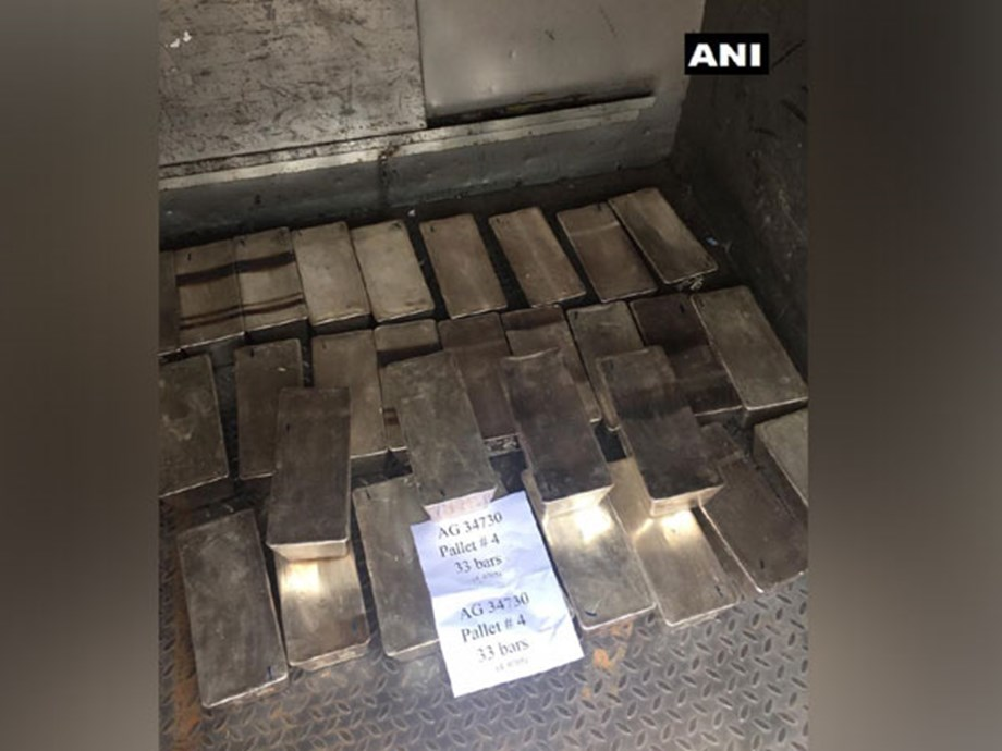 Hyderabad police seizes 33 kg of silver bars, nabbed 3