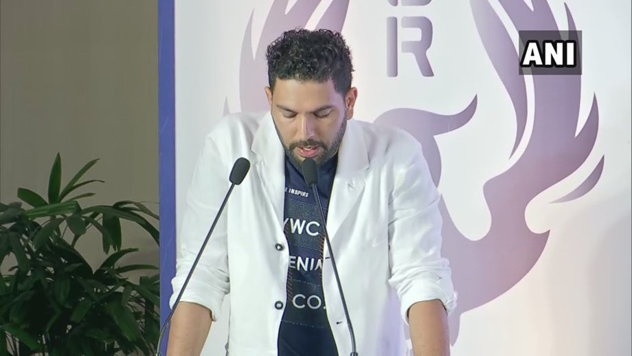 From Stuart Broad to fight against cancer: Tributes pour in as Yuvraj Singh retires