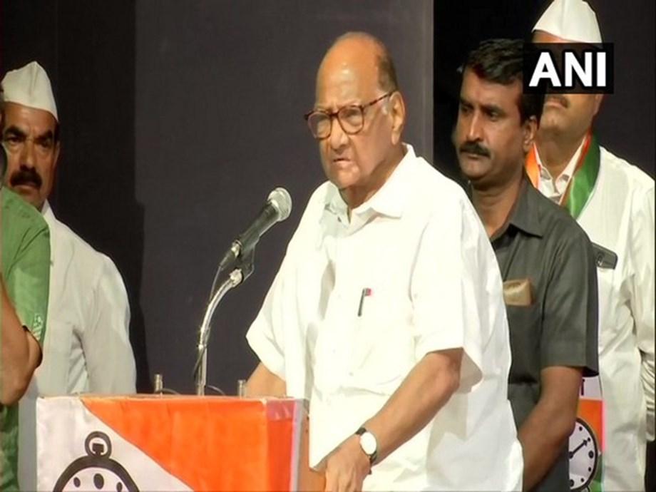 Bomb blast accused will hear President speak: Pawar on Pragya