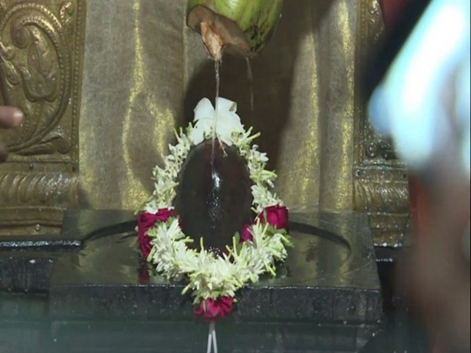 Shivamogga: Special prayers offered to receive sufficient rainfall