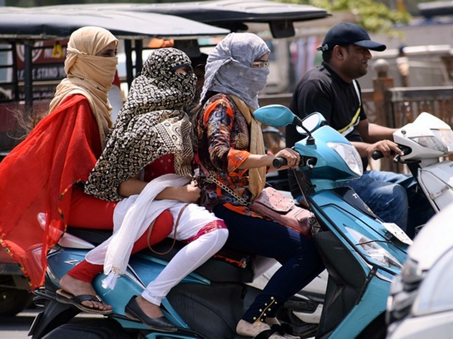 Heat wave intensifies in Rajasthan, MP as mercury touches 46 C