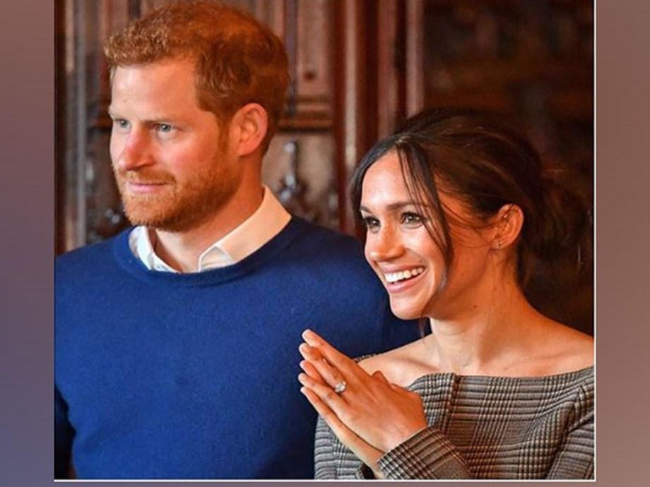 Prince Harry, Meghan Markle pay tribute to late Princess Diana