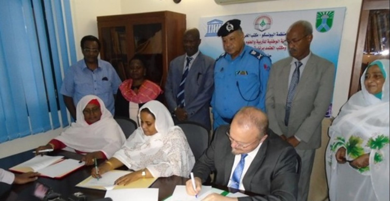 UNESCO,NATCOM and KSAD collaborate for anti-drug fight in Sudan