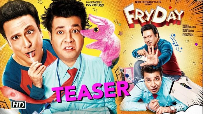 Govinda & Varun's Quirky 'FryDay' TEASER
