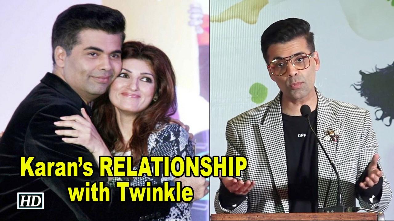 Karan Johar opens on his RELATIONSHIP with Twinkle Khanna
