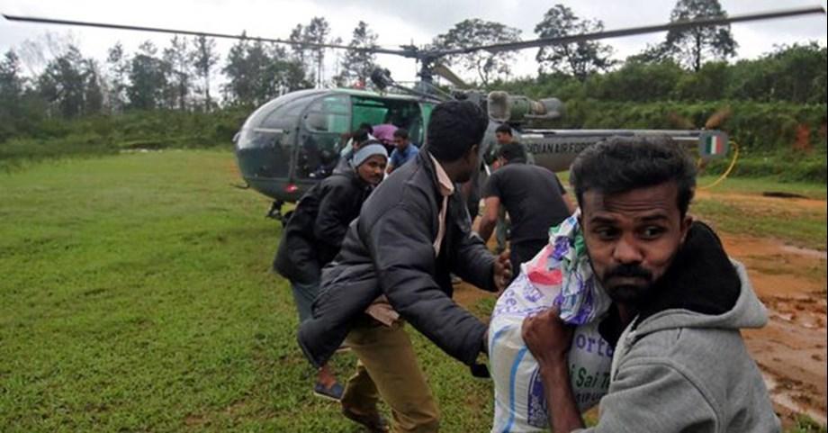 Karnataka CM meets PM Modi to ask for financial flood relief