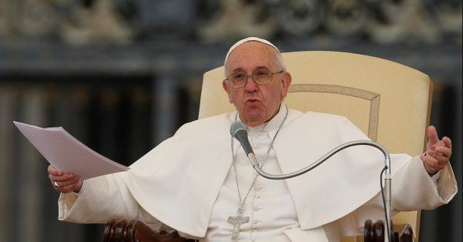 Pope acknowledges risk on integrity of Churches amid increasing scandals