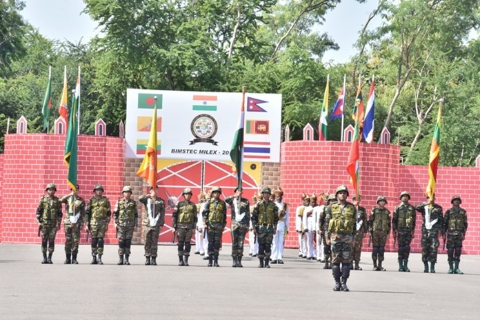 Military Field Training Exercise for BIMSTEC commences today