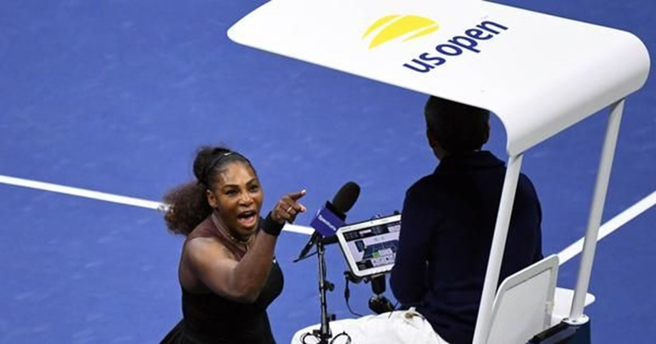 Tennis chief clarifies position on coaching after Serena's meltdown