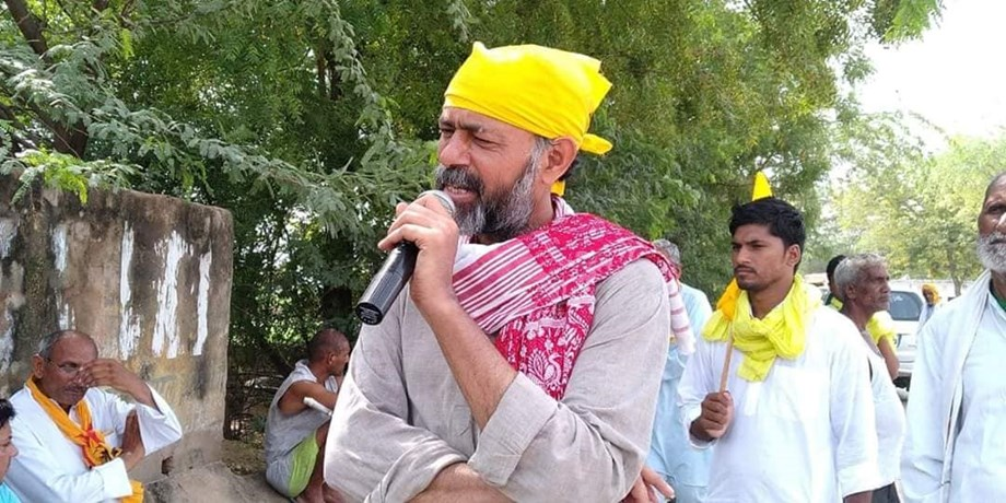 Yogendra Yadav hits out at Tamil Nadu government over Salem-Chennai expressway