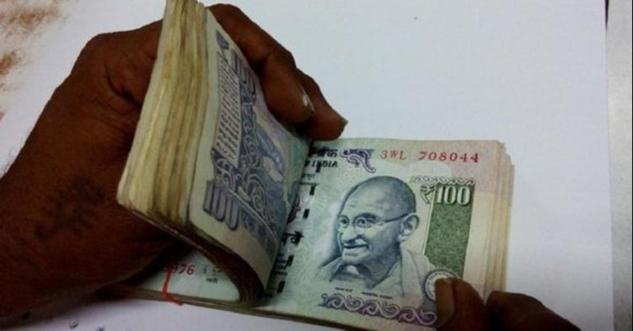 Rupee trims some losses, down 15 paise against USD