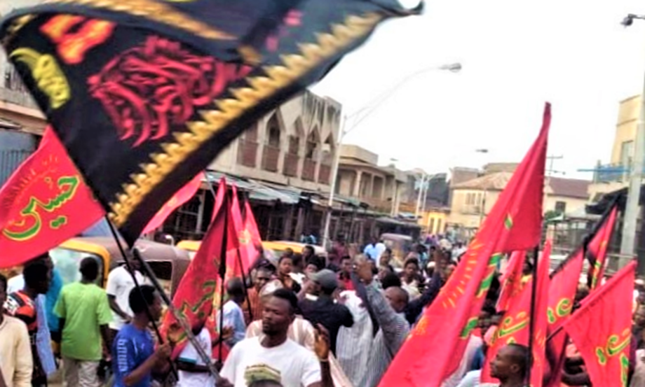 Nigeria bans Ashura procession for IMN members; urges others to maintain peace