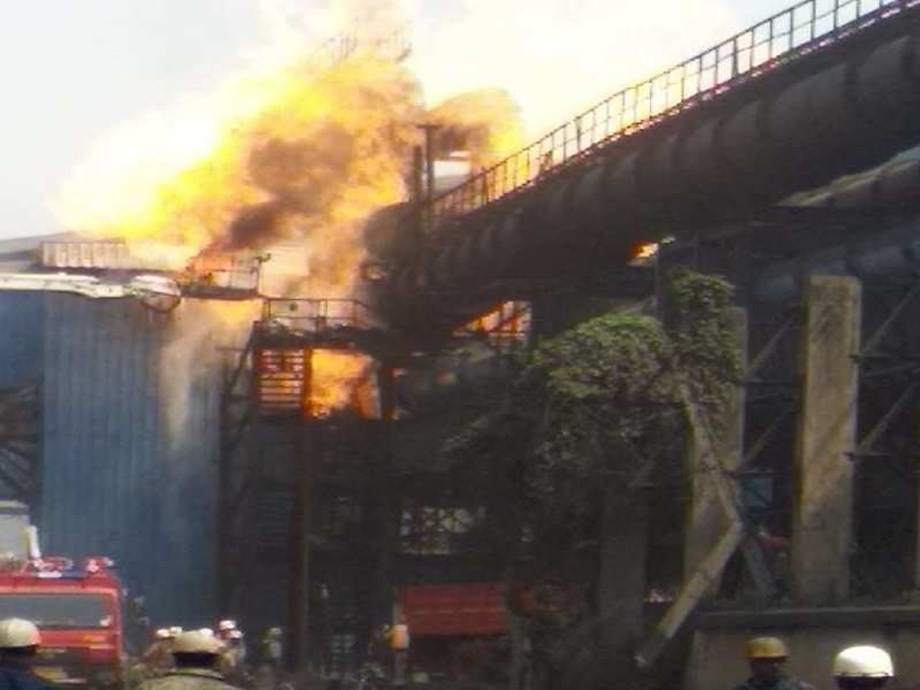 Bhilai Steel plant gets new CEO 2 days after deadly fire