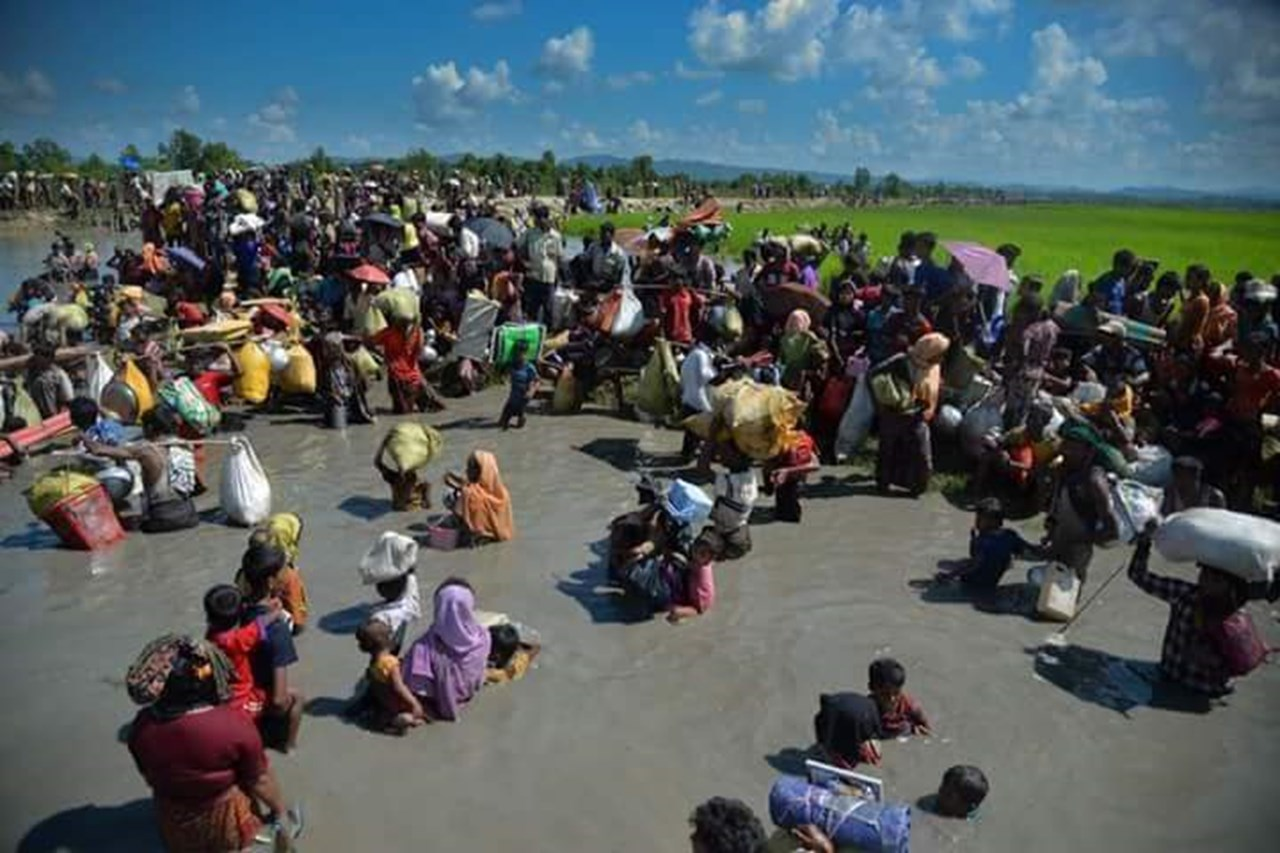Bangladesh asked to stop repatriation due to 'terror and panic' among Rohingyas