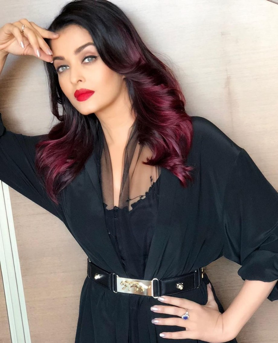 Aishwarya Rai talks about being away from the world of social media