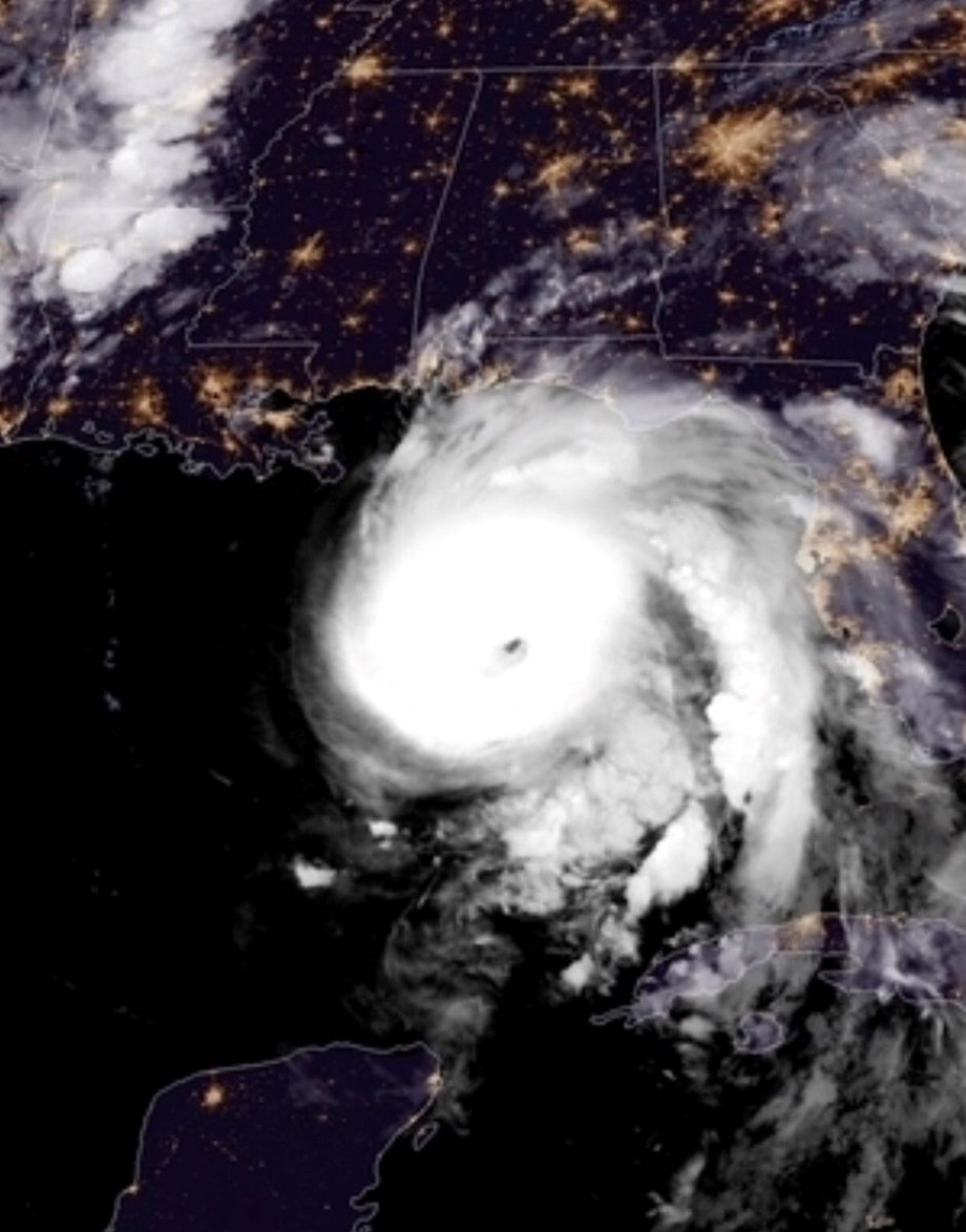Michael intensifies into an extremely dangerous Category 4 Hurricane