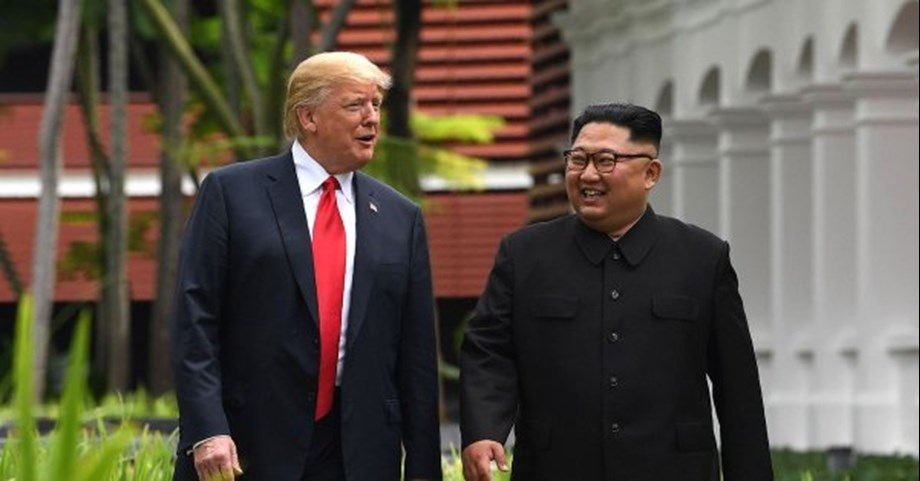Planning for next summit with Kim, three or four location selected: Trump