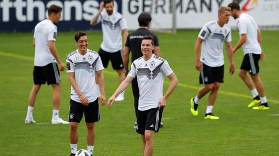 Nations League: Germany facing 'striker' issues ahead of crunch ties against Dutch, French