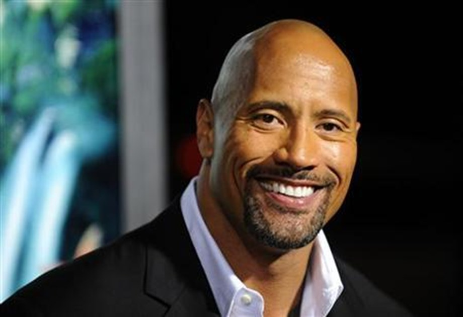 Dwayne 'The Rock' Johnson to star in 'John Henry and the Statesmen'