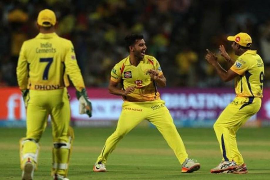 CSK sensation Deepak Chahar wants to be the new ball bowler who can bat too