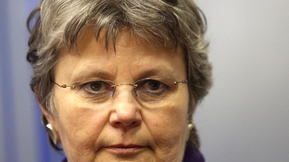 Barbara Hogan feeling the heat of investigation against corruption