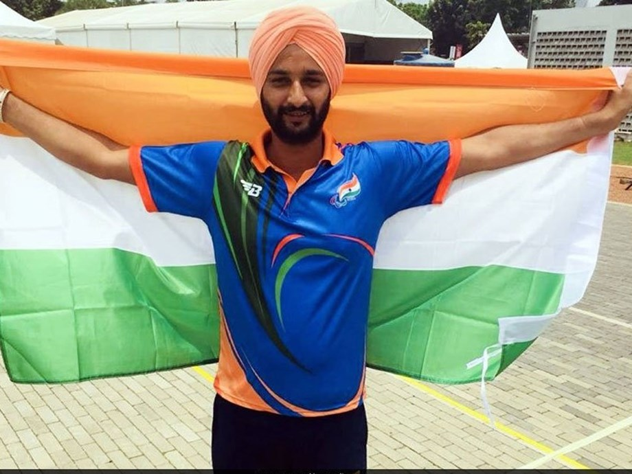 Asian Para-Games: Archer Harvinder Singh wins gold in individual recurve event