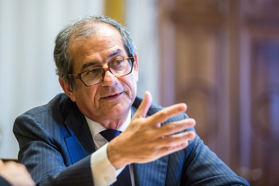 Giovanni Tria says Italy can not base budget forecasts on downside risk scenarios