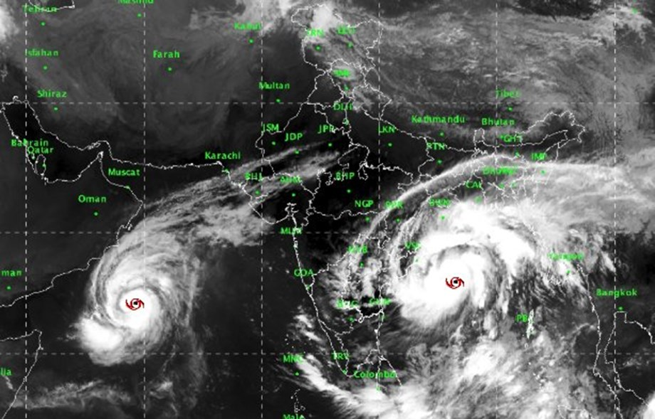 Train services suspended between Odisha-Andhra in view of cyclone 'Titli'