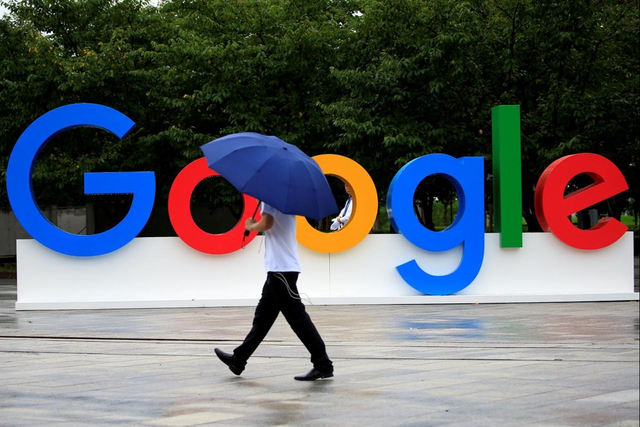 # MeToo at Google? Another exec out amid sexual harassment tensions