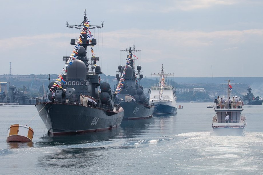 Russia using Black Sea to project military force in eastern Mediterranean: Romania