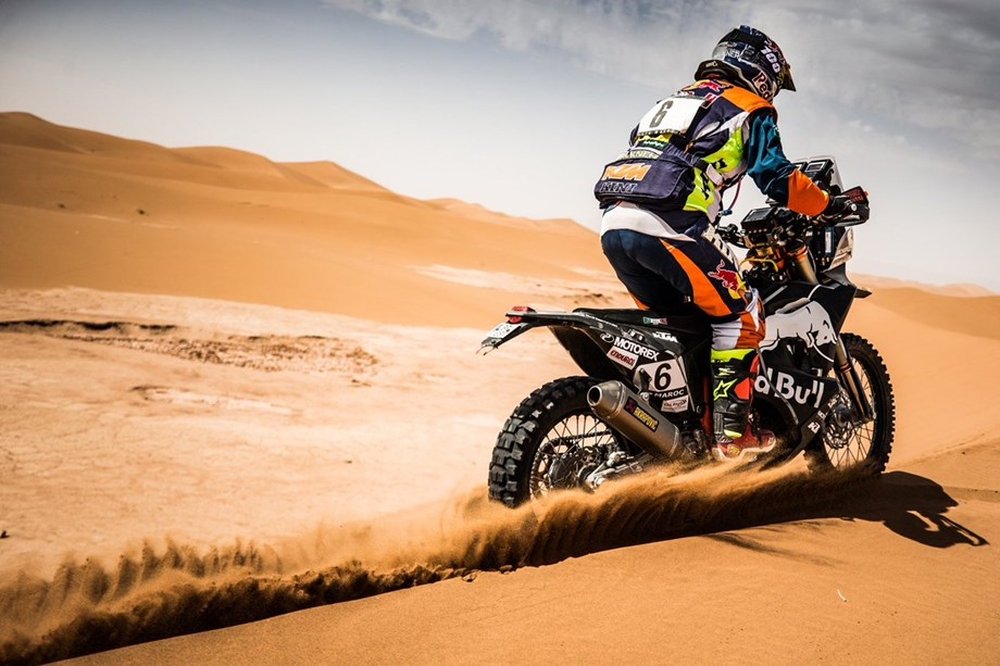 Enduro Moto category: Wahid Tanveer bags overall 2nd position after Rally of Morocco