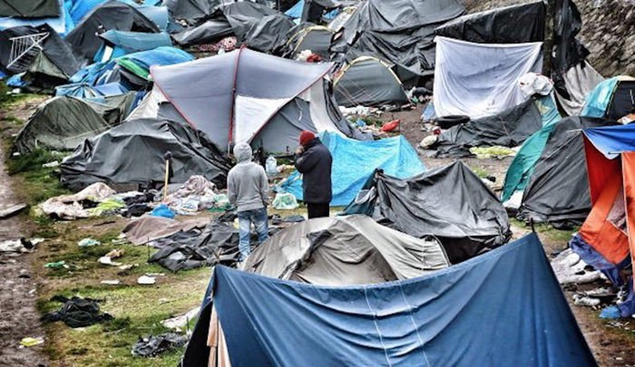Italy: Police destroys migrant camp leaving 200 people homeless