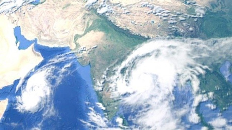 """Cyclone Titli intensified into """"very severe cyclonic storm"""" over Bay of Bengal"""