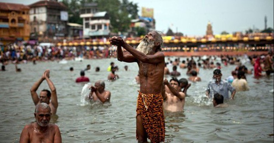 Kumbh Mela: Pilgrims from across world gear up for India's largest religious festival