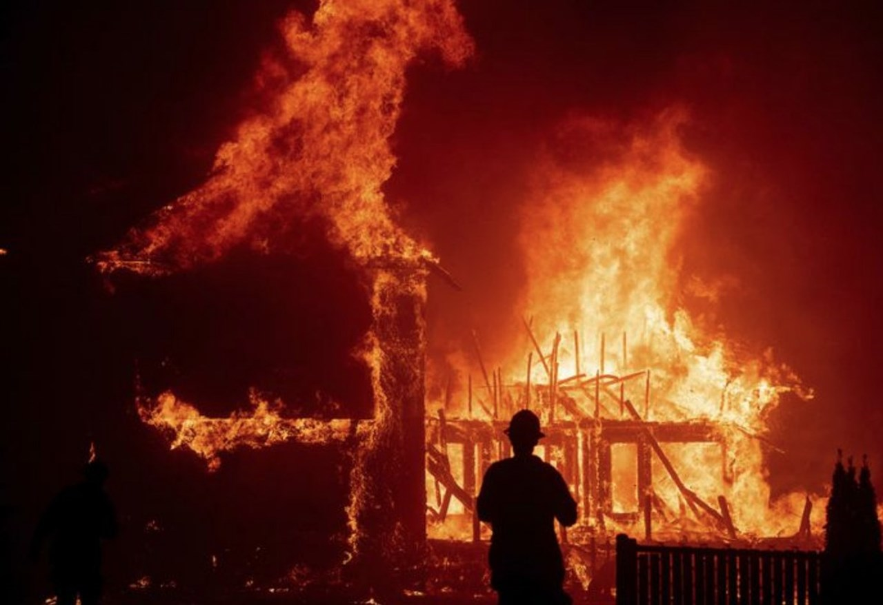 Death toll, missing in California's deadliest wildfire drops again: Official
