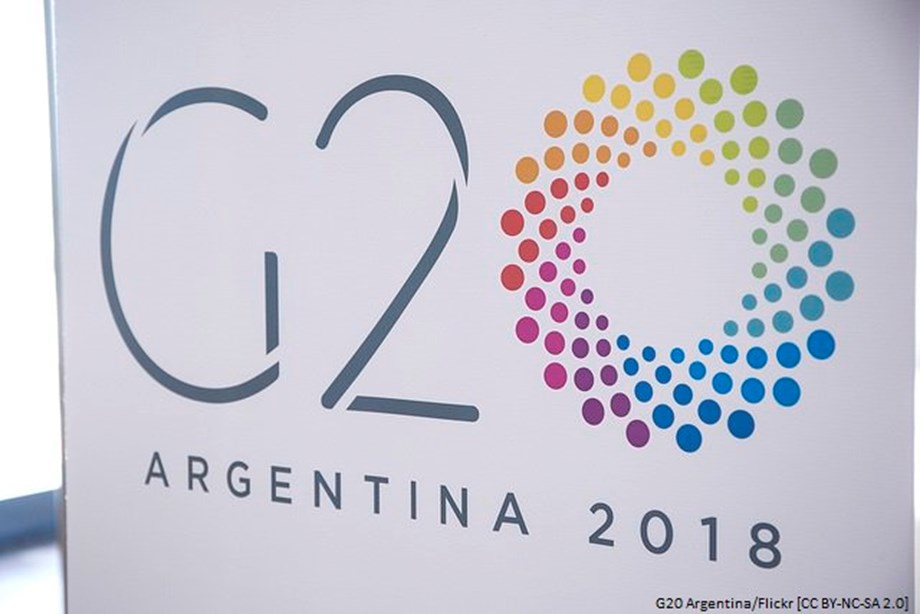 G20 summit begins with high-tension among nations
