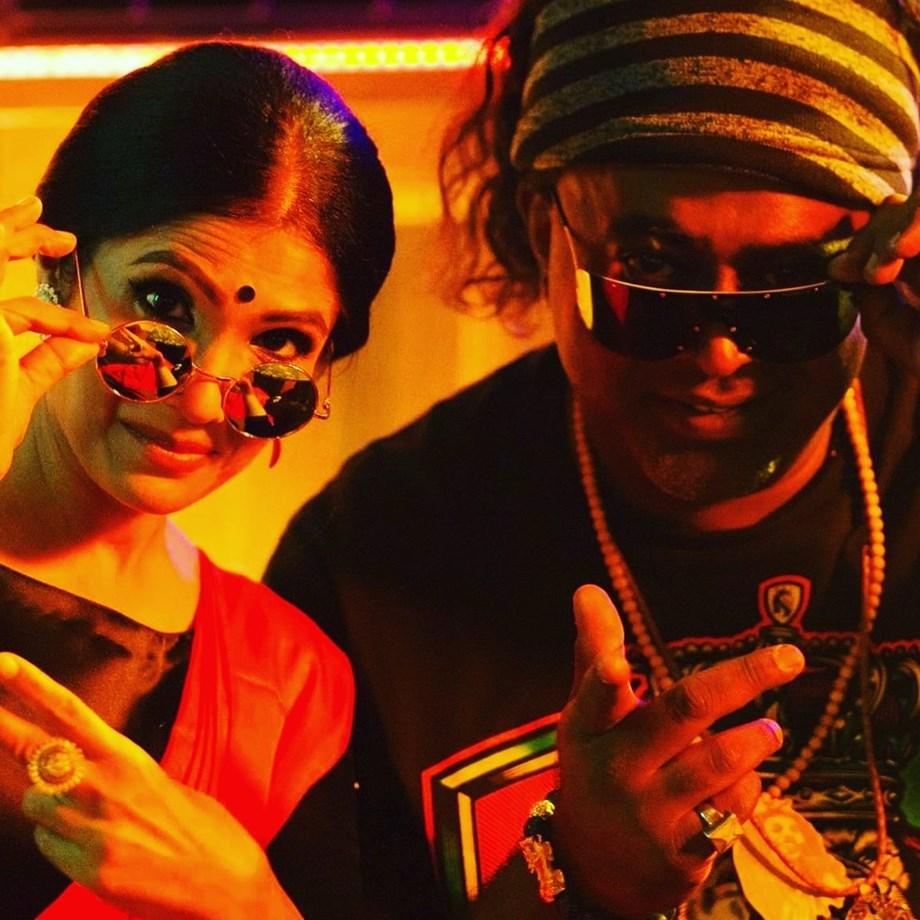 Malaysian-Tamil artiste Sasi partners with Anuradha Sriram
