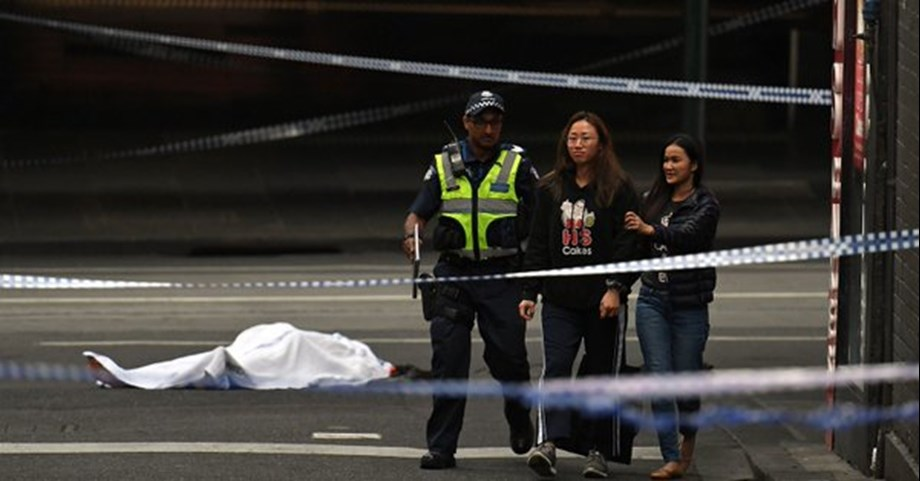 Melbourne attack: People mourns Italian cafe owner