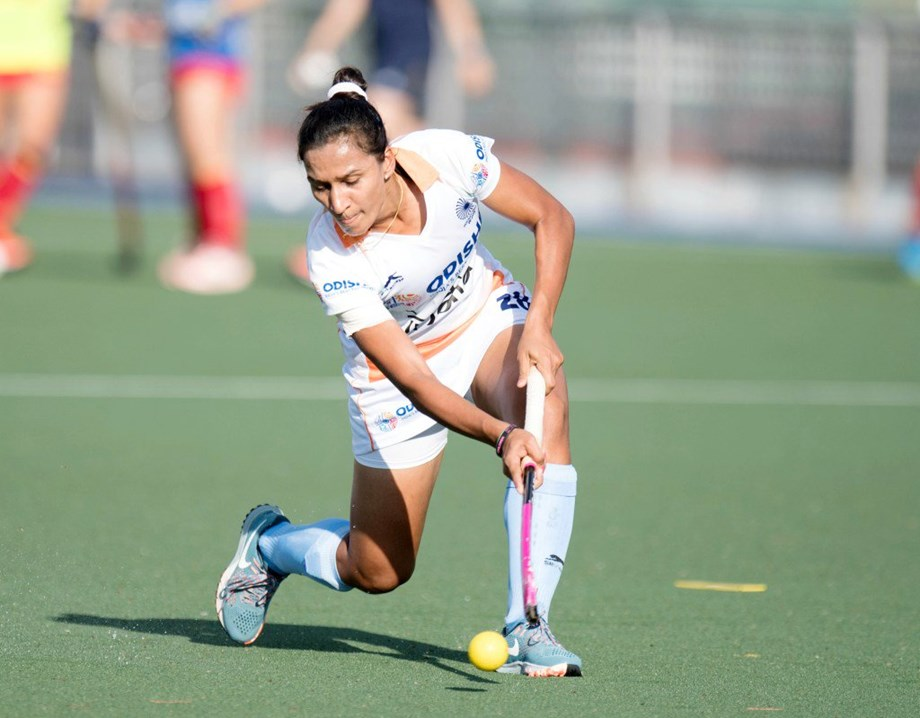 Hockey India names 33 core member for women's national camp