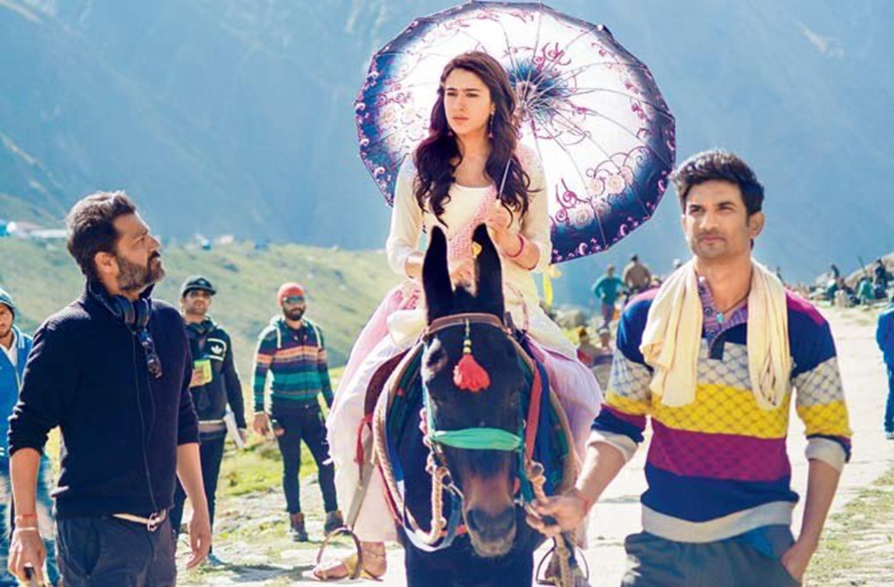 Sara Ali Khan takes about being 'star kid', passion for acting and upcoming movie
