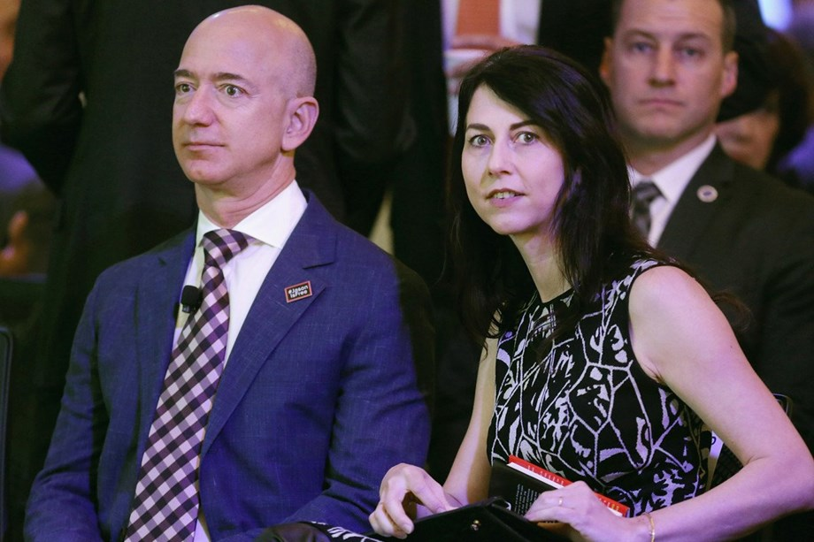 Big question about split of assets after Jeff Bezos' divorce