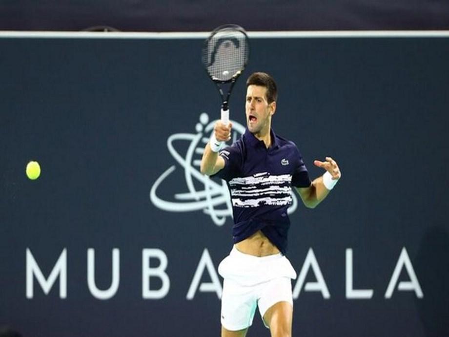 UPDATE 1-Tennis-Djokovic faces Struff, Barty takes on Tsurenko at Australian Open
