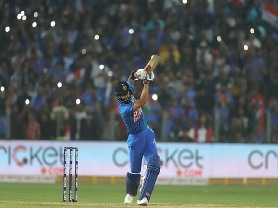 Virat Kohli becomes fastest skipper to record 11,000 international runs