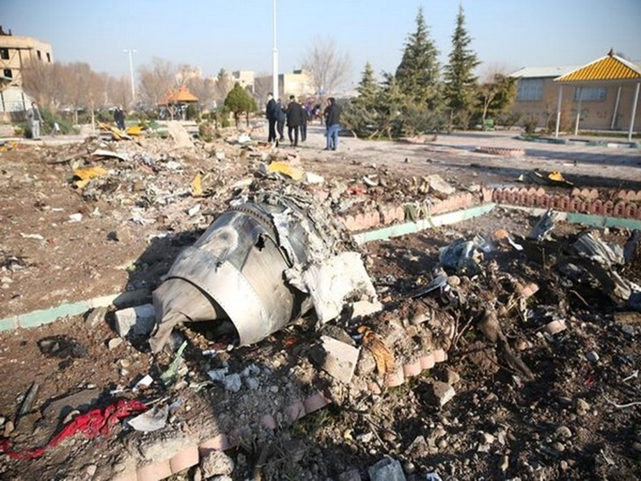 Aviation officials from Iran, Ukraine, Canada hold meeting over crash- Iran state media