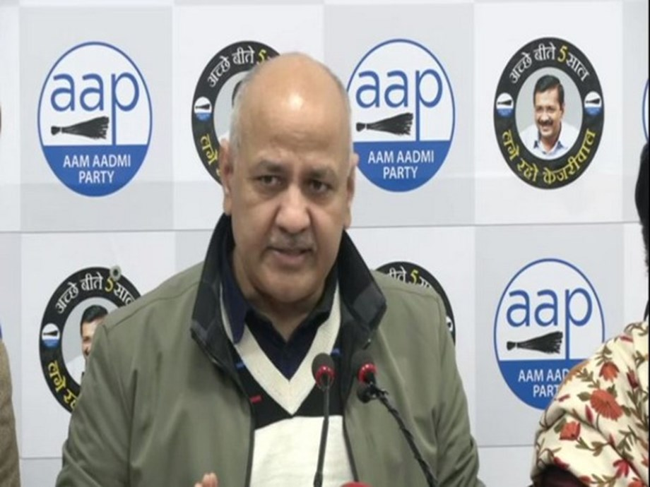 BJP is against free electricity, water for the people of Delhi, says Manish Sisodia