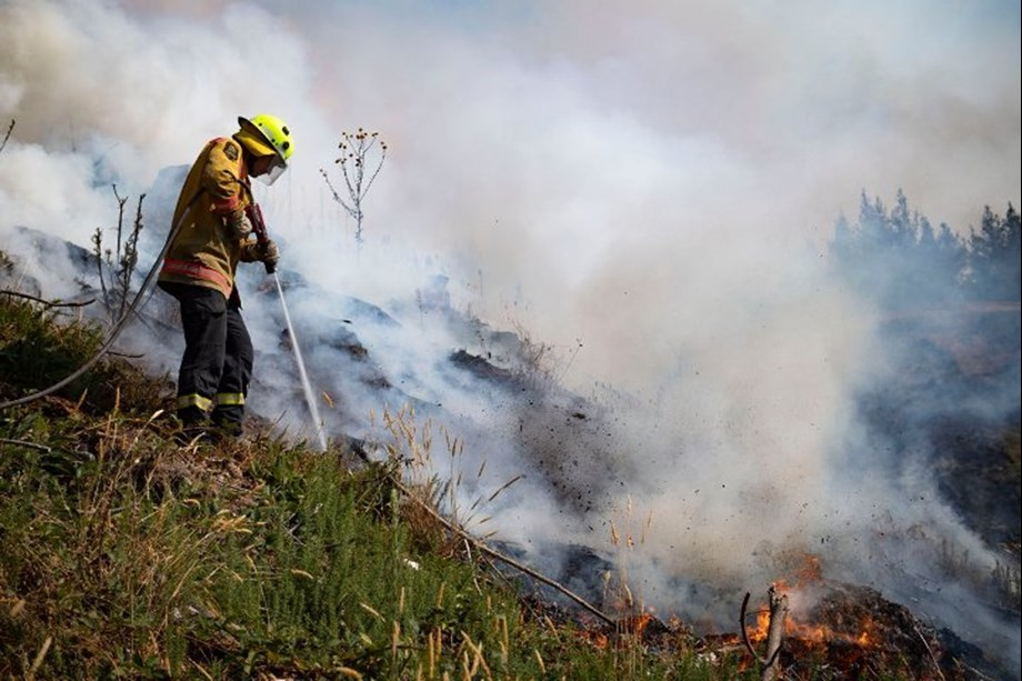 UPDATE 3-Indonesia says some forest fires started on Malaysian-controlled land