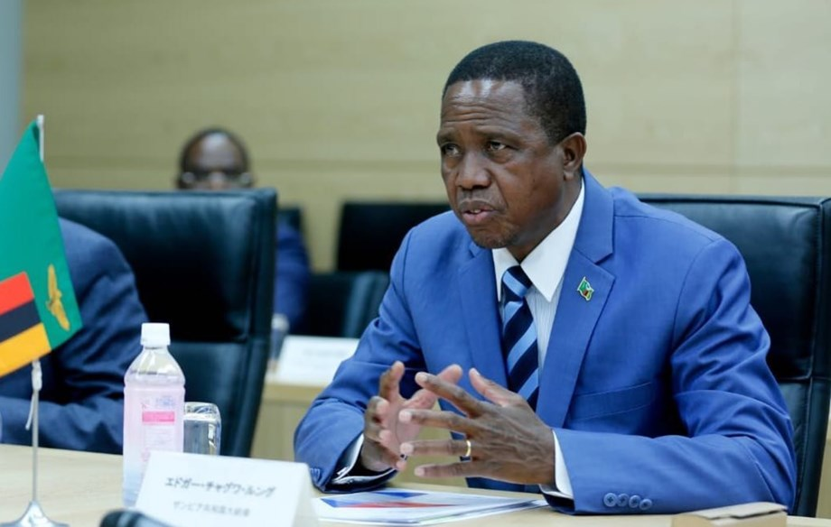 Edgar Lungu, Felix Tshisekedi's meeting ensures more trades between Zambia, DRC Congo