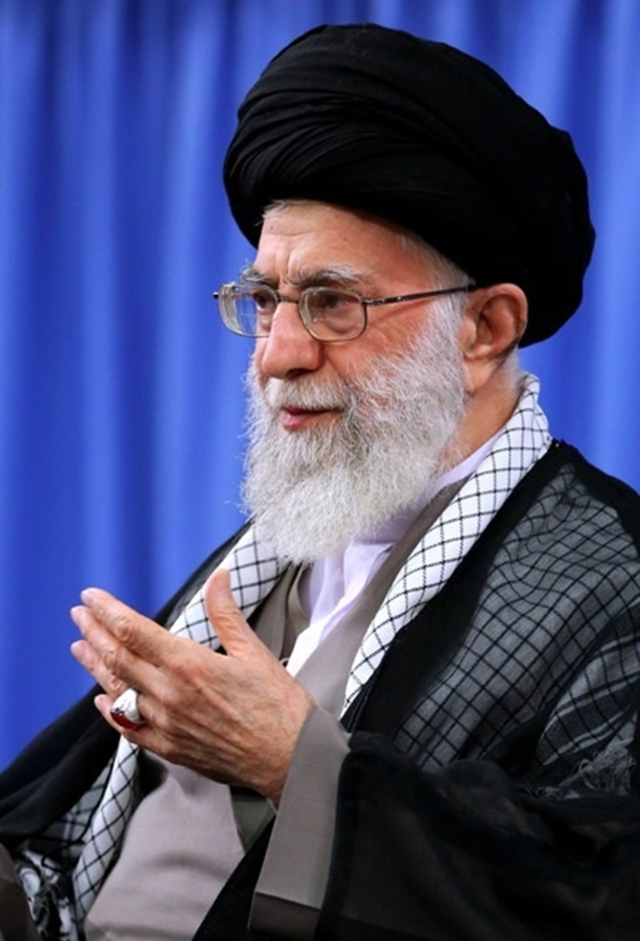 Iran President Ali Khamenei says negotiations with America will only bring 'harm'