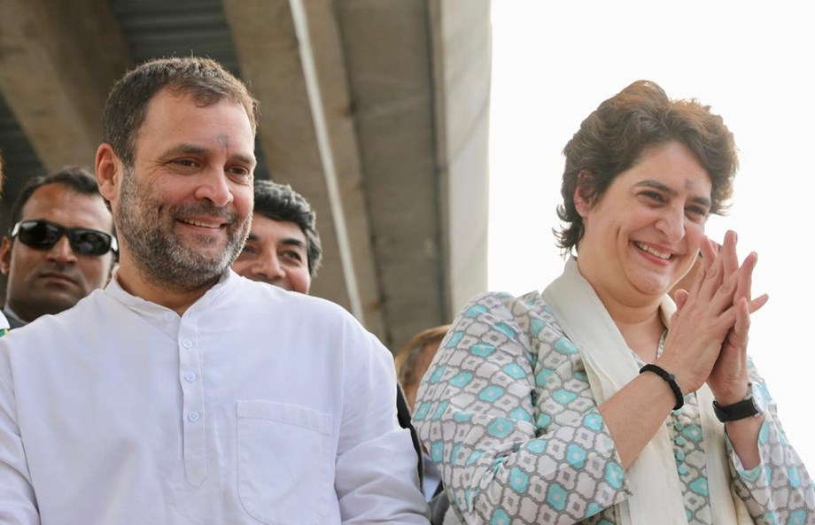 BJP alleges corruption over land deal against Rahul-Priyanka; Congress dismisses charges
